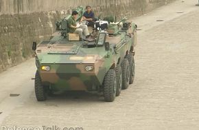 PLA 8x8 Chassis Vehicle - Chinese Army