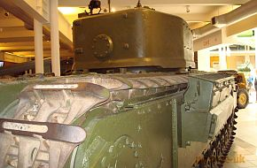 INFANTRY TANK A22 CHURCHILL