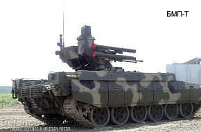 BMP-T (tank's support)