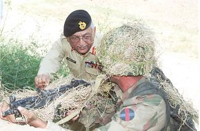Army Exercise - Pakistan Armed Forces