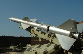 Egyptian SA-2 SAM