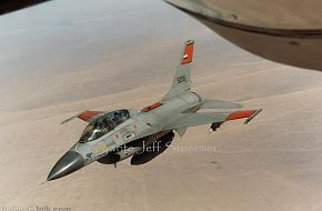 Egyptian F-16D-Exclusive Picture