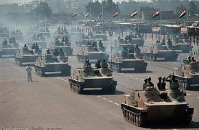 Egyptian Military Parade