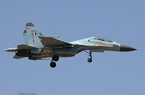 Su-30MKI - IAF multirole Fighter