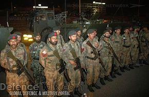 Mech infantry, Pakistan Army