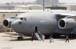First Canadian C-17