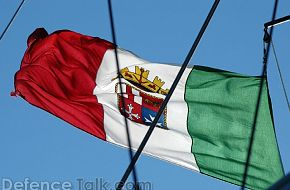 Italian Navy flag picture