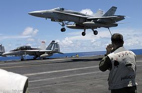 F/A-18A Hornet - Marine Fighter Attack Squadron