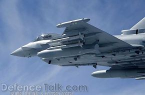RAF Eurofighter Typhoon,  Air Defence stance