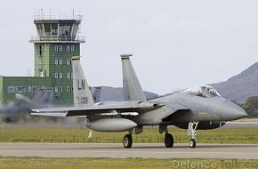 F-15 Fighter- US Air Force Aircraft