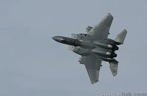 F-15 Fighter Jet - US Air Force Aircraft