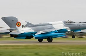 MiG-21 - Romanian Air Force, NATO Air Force Exercise