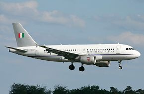 Airbus A319 Italy Air Force
