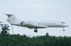 Gulfstream IV Irish Air Corps
