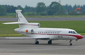 Falcon 900B Spain Air Force