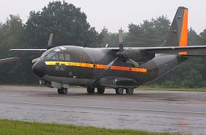 G-222 Italy Air Force