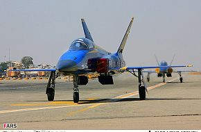 Saeqeh (Thunderbolt) - Iranian Air Force Fighter Aircraft