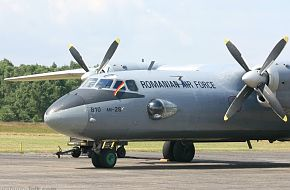 Antonov AN-26 Romania Air Force