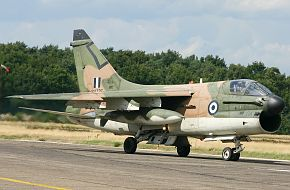 A7-E Corsair II Greece Air Force