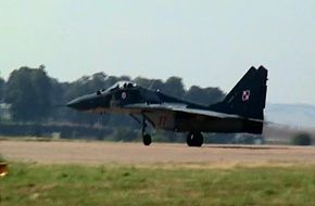 Poland Air Force   Mig-29A    77