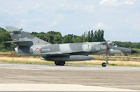 Super Etendard French Navy