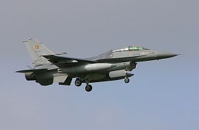 F-16BM Belgium Air Force