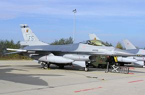 F-16AM Belgium Air Force