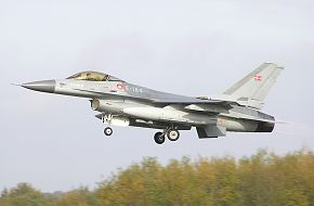 F-16AM Denmark Air Force
