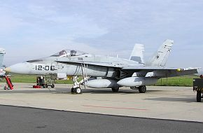 EF-18A Spain Air Force