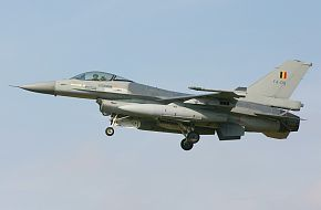 F-16 AM Belgium Air Force