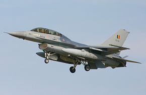 F-16 BM Belgium Air Force