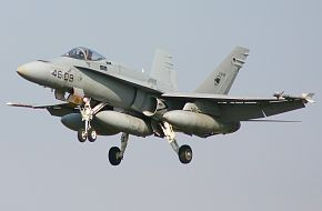 F/A-18A Spain Air Force