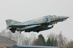 F-4E Phantom Greece Air Force