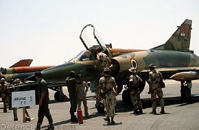 Egyptian Air Force- Mirage 5