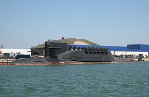 Type 94 Jin Class ballistic missile submarines