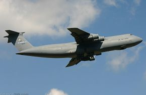 C-5 Galaxy US Air Force