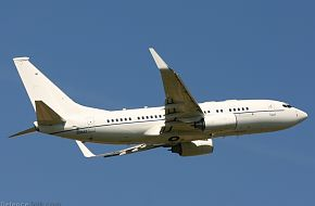 C-40B ( 737-700) US Air Force
