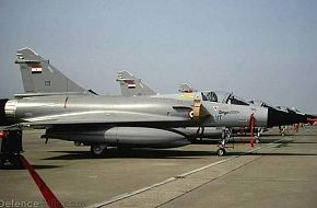 Egyptian Air Force- Mirage 2000