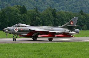 Hawker Hunter private