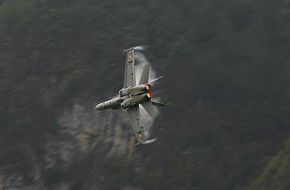 F/A-18C Swiss Air Force