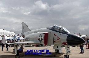 USMC F-4S Phantom Fighter