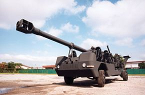 155mm Light Weight Self-Propelled Howitzer