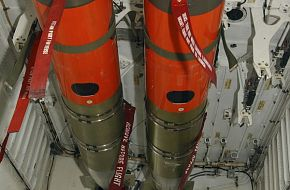 Live Torpedo's in the bomb bay of Australia's AP-3C Orion at Rimpac 2004