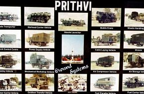 PrithviSupport Vehicles