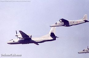An-32 and Do-228