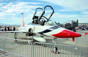 USAF Thunderbirds T-38 Talon