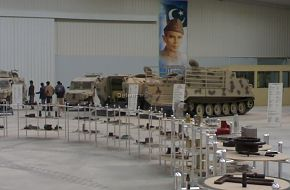 APC Components in the HIT factory  - Pakistan Army