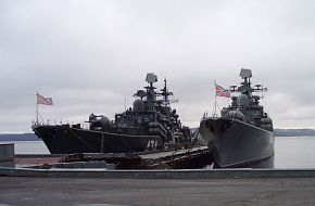 Sovremenny Destroyer