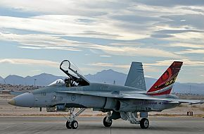 Canadian Air Force CF-18 Hornet Fighter