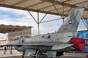 United Arab Emirates F-16 Falcon Block 60 Fighter